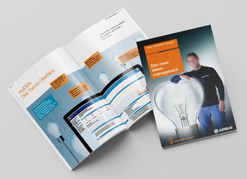 Ideenmanagement Folder