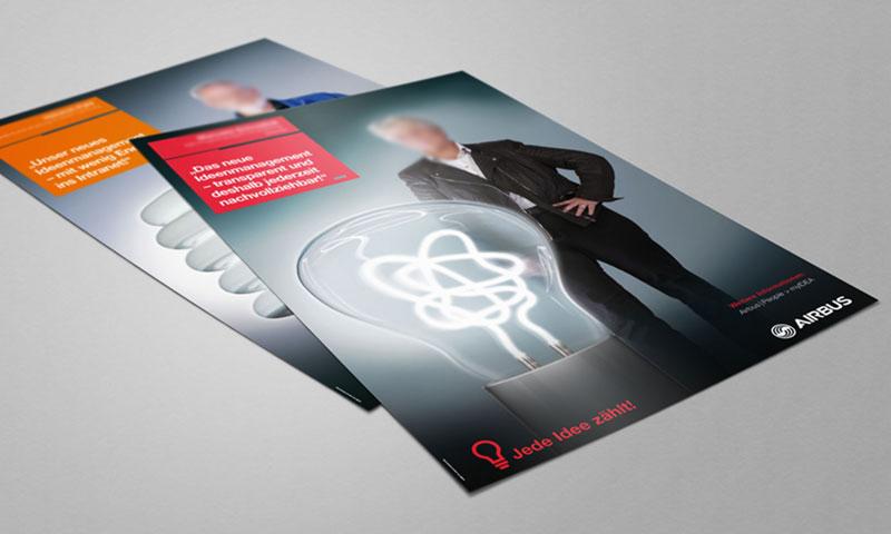 Ideenmanagement Poster