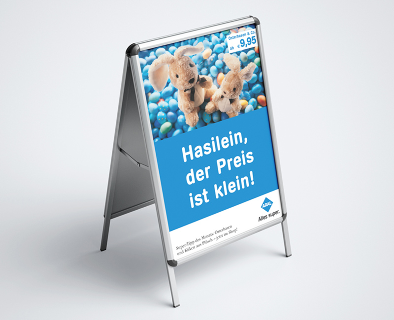 Aktionsposter Oster