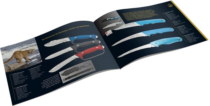 Puma Katalog Doppelseite